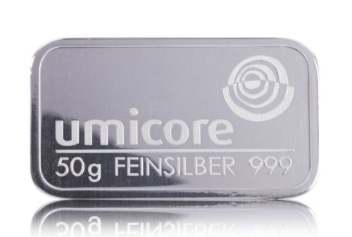 Silber umicore