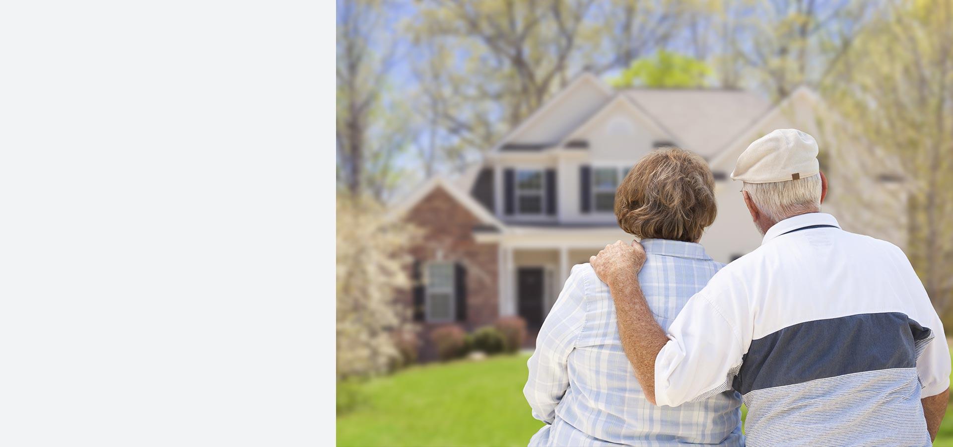 Kredit im hohen Alter aufnehmen
