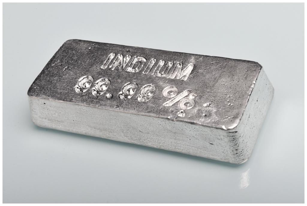 Indium