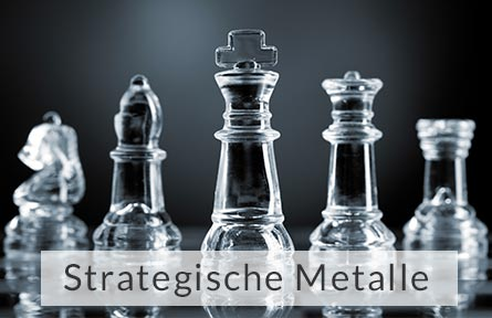 Strategische Metalle Sparplan